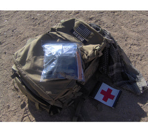 aLOKSAK Bags are ideal for safely storing first aid supplies.