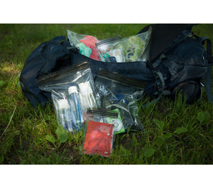 Backpackers prefer aLOKSAK Bags to protect gear from moisture.