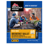 Mountain House Breakfast Skillet Freeze Dried Meal with Hash Browns and Scrambled Eggs