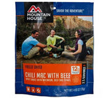 Mountain House Chili Mac with Beef Freeze Dried Meal