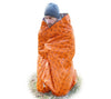 The Blizzard Compact Blanket uses Reflexcell Technology to protect you from hypothermia.