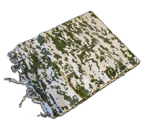 Red Rock Outdoor Gear's ACU shemagh pattern is sometimes referred to as Snow Camo.