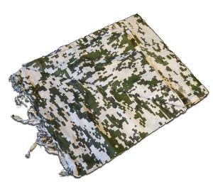 Red Rock Outdoor Gear's 100% Cotton ACU Shemagh.