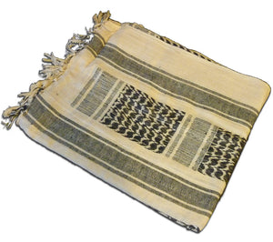 Free shipping on cotton 42 in. shemagh scarves from 5col Survival Supply.