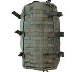 SKRAM Go Bags are modular backpacks designed to be stowed in vehicles and to hold survival kits and related gear.