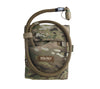 Kangaroo Collapsible 1 Liter Canteen with Multicam Pouch from Source Tactical.