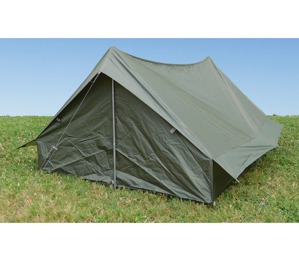 French Army F1 Tent Olive Drab.  sc 1 st  5col Survival Supply & F1 Commando Pup Tent | French Army Military Surplus | 5col Survival