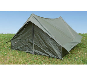 French Army F1 Tent, Olive Drab.