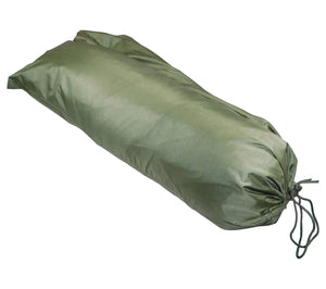 The F1 Pup Tent fits neatly in the included two-compartment stuff sack.