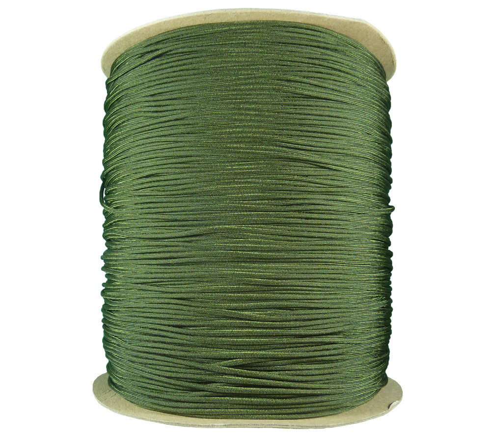 Camo Green Type IV Paracord on 3000 ft spool