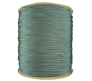 Foliage Green Type 4 Parachute Cord, 3000 ft spool
