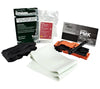 TacMed's Pocket Medical Kit includes an SOFTT-W Tourniquet, Compressed Gauze, Esmark Bandage, and Beacon Chest Seal.