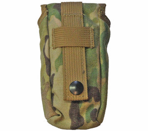 MOLLE-Compatible Multicam Cordura Tourniquet (TQ) Case from TacMed Solutions.