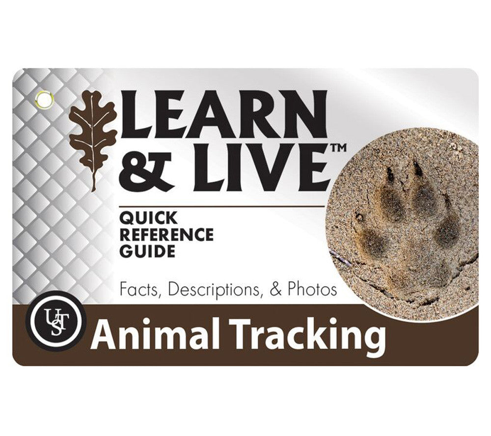 ust-learn-and-live-animal-tracking-cards-pocket-how-to-guide-with-illustrations