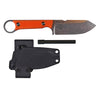 Firecraft 3.5 Pro Knife and Kydex Sheath System with Ferro Rod