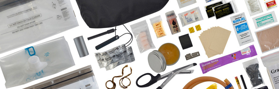 Survival Kits and Survival Kit Modules