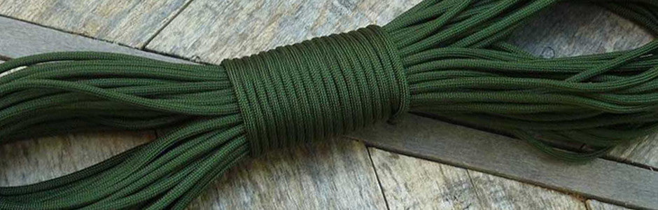 750 Paracord, conforms to MIL-C-5040h and PIA-C-5040 Type IV