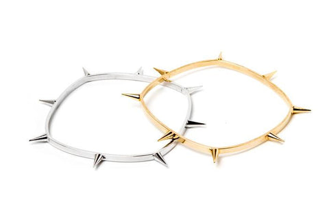 Multi Spike Bangle