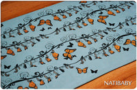 Scrap: Natibaby Marsupial Mamas Exclusive: Monarch (100% Cotton)