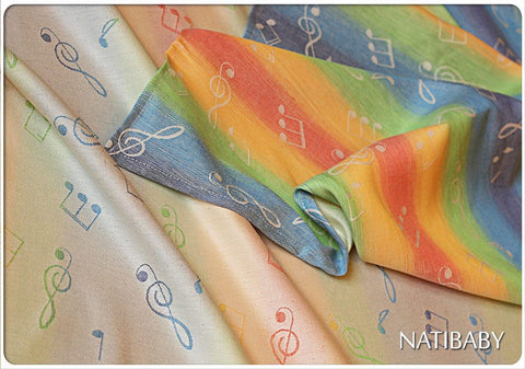 Archive: Natibaby Rainbow Song (Linen Blend)