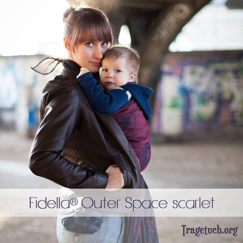 Archive: Fidella Outer Space Scarlet