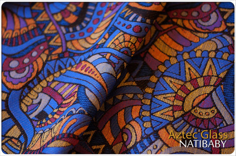 Archive: Natibaby Aztec Glass (Linen Blend)