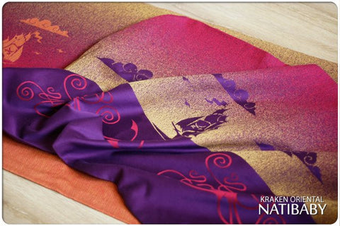 Archive: Natibaby Kraken Oriental (100% Cotton)