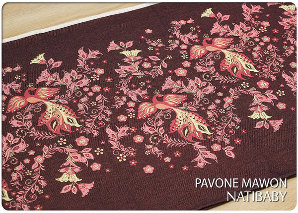 Archive: Natibaby Pavone Mawon (100% Cotton)