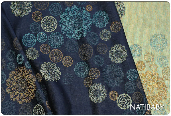 Archive: Natibaby Ornament Circles (Linen Blend)