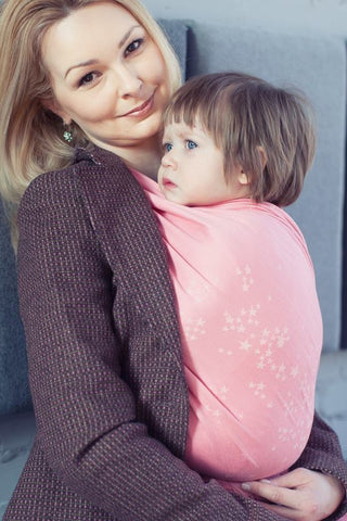 Archive: Natibaby Milky Way Pink (Cotton)