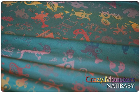 Archive: Natibaby Monsters Crazy (Hemp Blend)