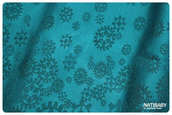 Archive: Natibaby Wheels Azurite (Hemp Blend)