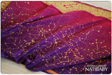 Archive:  Natibaby Asteria Currant (100% Cotton)