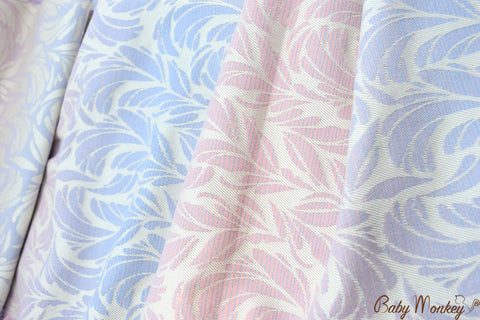 Archive: BabyMonkey: Shade Collection Plumage Serenity (100% Cotton)