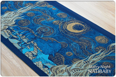 Archive: Natibaby Starry Night (100% Cotton)