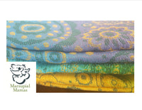 Archive:  Marsupial Mamas Exclusive Natibaby: Zinnia Yellow (Hemp Blend)