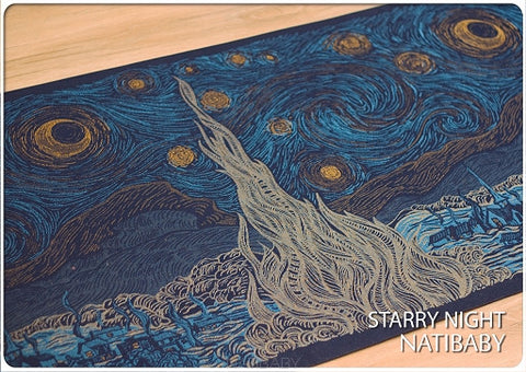 Archive: Natibaby Starry Night (Hemp Blend)
