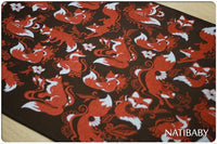 Archive: Natibaby Foxes Brun (100% Cotton)