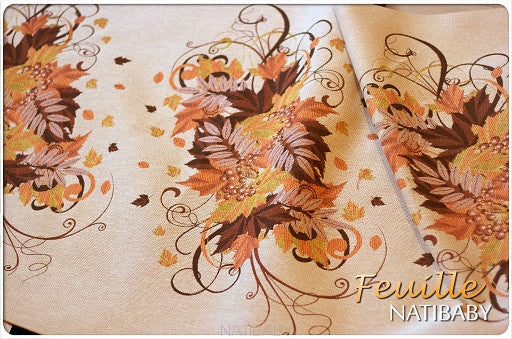 Archive: Natibaby Feuille (Linen Blend)