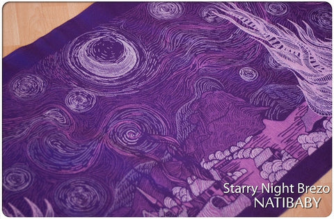 Archive: Natibaby Starry Night Brezo (Linen Blend)