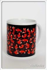Natibaby NatiMug (Foxes Brun)