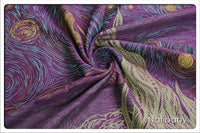 Bargain Bin: Natibaby Starry Night Purple (100% Cotton)
