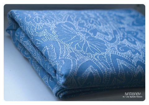 Archive: Natibaby Vintage Blue (Wool Blend)