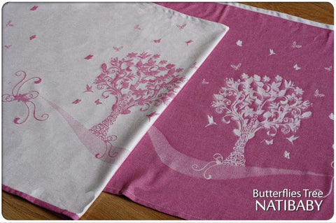 Archive: Natibaby Butterflies Tree (Linen Blend)