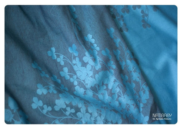 Archive: Natibaby Clovers Chalcedony (Linen Blend)