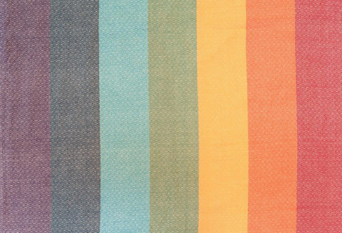 Archive: Girasol Light Rainbow (Diamond Weave)