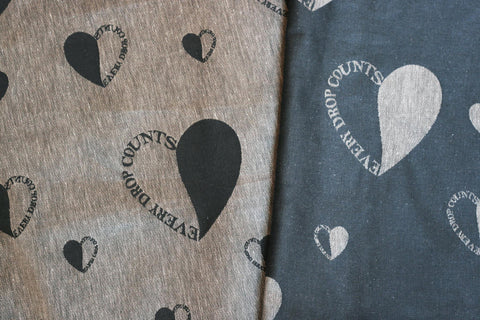 Archive: Natibaby Marsupial Mamas Exclusive: Every Drop Counts (Linen Blend)