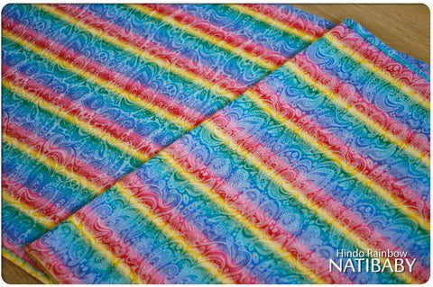 Archive: Natibaby Hindo Rainbow (Silk Ramie Blend)