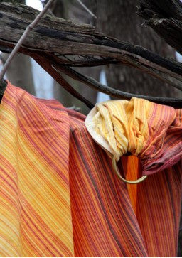Archive: Girasol Firework (Yellow) Ring Sling