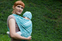 Archive: Natibaby Mea Turquoise  (Bamboo  Blend)